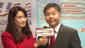 Dialog with Ted Lieu at Asian American Leadership Summit 2018