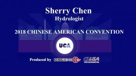 A Greeting from Sherry Chen at 2018 UCA Convention
