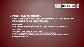 Challenges & Opportunities of Developing Projects in Silicon Valley