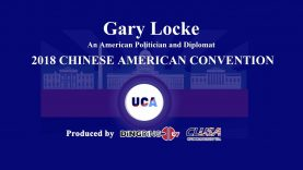 Dialog with Gary Locke at 2018 UCA Convention