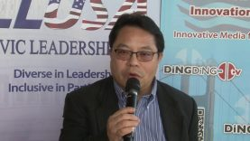 Interview Anthony Ng at San Diego Civic Leadership Forum