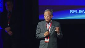 Opening Ceremony from Mr.Sandy Chau in the 4th Silicon Valley Entrepreneurs Festival on May 2nd,2019