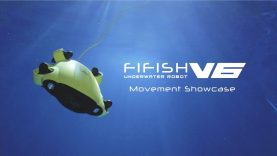 FiFish V6 – World's First 4K Omni-directional Consumer Underwater Drone