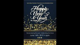 Santa Clara Chamber of Commerce New Years in June Awards Gala