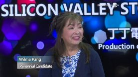 A perennial candidate – Wilma Pang
