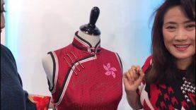 旗风堂旗袍与美国奢华服饰圣约翰在硅谷创新频道相遇