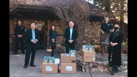 N95 Donation in Danville City