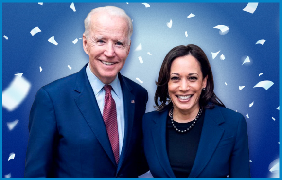 Kamala Harris Is Joe Biden S Pick For Vice President Ding Ding Tv 丁丁电视