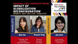 2020 NCLF–Impact of Globalization Reconfiguration: Protect Our Business and Our Civil Rights