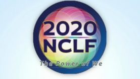 """""""COMMUNITY SPOTLIGHT"""" in the """"We are compassionate"""" track in NCLF 2020"""