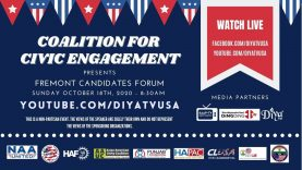 2020 Fremont Candidates Forum is being organized by Coalition for Civic Engagement