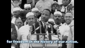 Martin Luther King, Jr. American religious leader and civil-rights activist