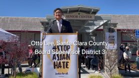 Saratoga #StopAsianHate Rally This Weekend,Hundreds gather across Bay Area to protest anti-Asian American hate